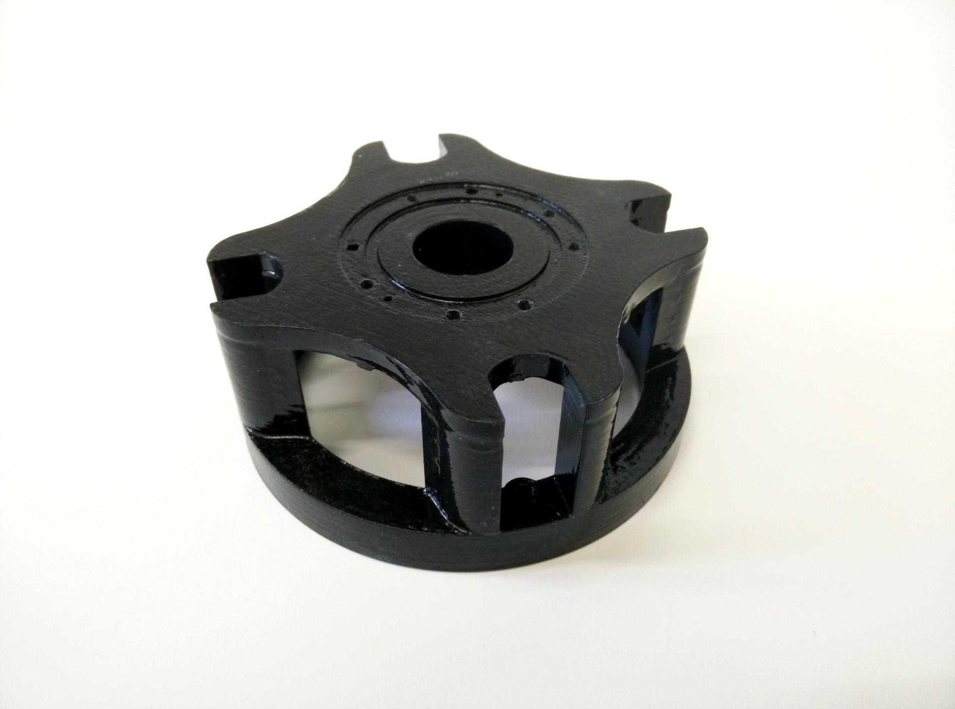 druk 3D FDM element pompy cisnieniowej 1