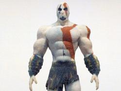 druk-3d-figurki-wojownik