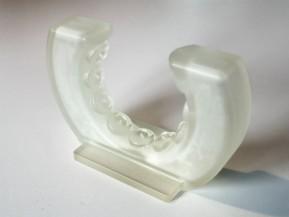 Druk 3D - Prototyp dyszy strumienia piecyka gazowego