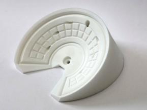 Prototyp gniazda licznika samochodowego