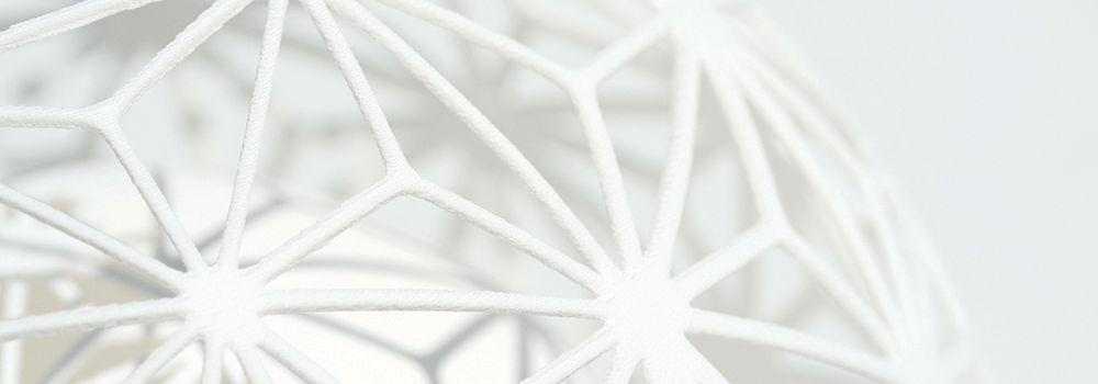 struktura tkanki - wydruk 3D SLS